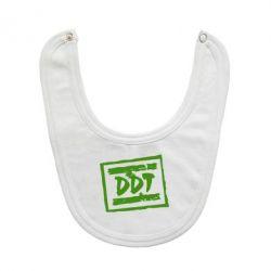 Слюнявчик  DDT (ДДТ) - FatLine