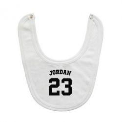 Слюнявчик  Джордан 23 - FatLine