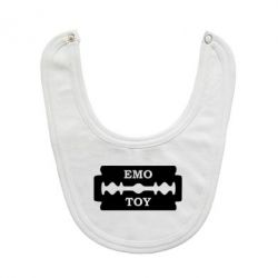 Слюнявчик  Emo Toy - FatLine