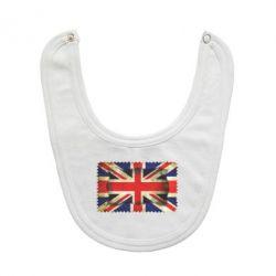 Слюнявчик  England