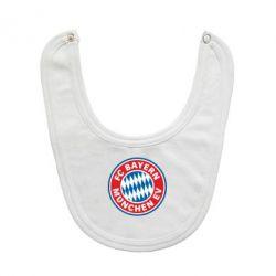 Слюнявчик  FC Bayern Munchen - FatLine