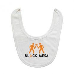 Слюнявчик  Half Life Black Mesa - FatLine