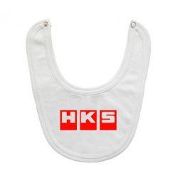 Слюнявчик  HKS - FatLine