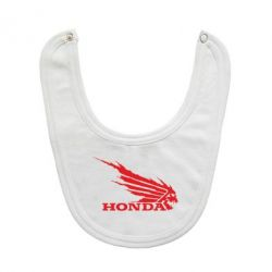 Слюнявчик  Honda Skelet - FatLine