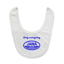 Слюнявчик  Java Cesky Motocyclovy - FatLine