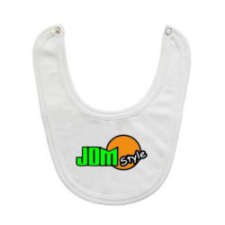 Слюнявчик  JDM Style - FatLine