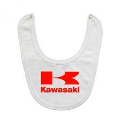 Слюнявчик  Kawasaki - FatLine