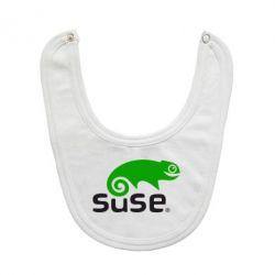 Слюнявчик  Linux Suse - FatLine