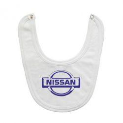 Слинявчик  логотип Nissan - FatLine