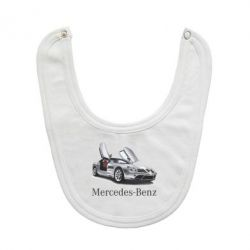Слюнявчик  Mercedes-Benz - FatLine