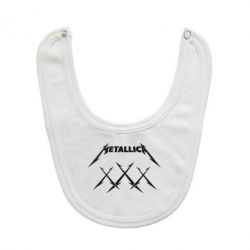 Слюнявчик  Metallica XXX - FatLine