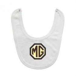 Слюнявчик  MG Cars Logo - FatLine