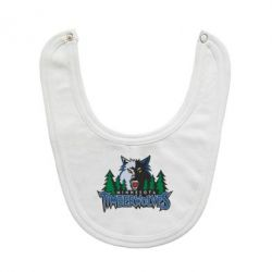 Слюнявчик  Minnesota Timberwolves - FatLine