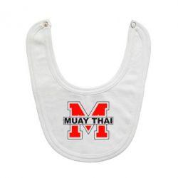 Слинявчик Muay Thai Big M