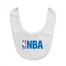 Слюнявчик  NBA Logo - FatLine