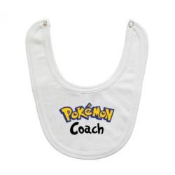 Слюнявчик  Pokemon Coach - FatLine