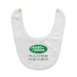 Слюнявчик  Range Rover Logo Metalic - FatLine
