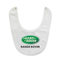Слюнявчик  Range Rover - FatLine