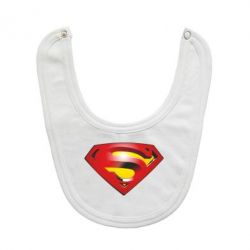Слюнявчик  Superman Emblem - FatLine