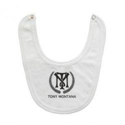 Слинявчик Tony Montana Logo