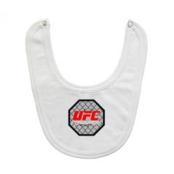 Слюнявчик  UFC Cage - FatLine
