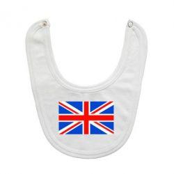 Слюнявчик  Великобритания - FatLine