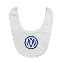 Слюнявчик  Volkswagen - FatLine