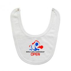 Слюнявчик  World Judo Championship Open - FatLine