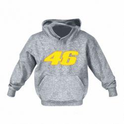 Дитяча толстовка 46 Valentino Rossi