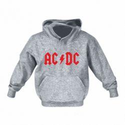 Детская толстовка AC DC
