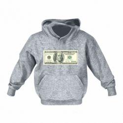 Дитяча толстовка Американський Долар