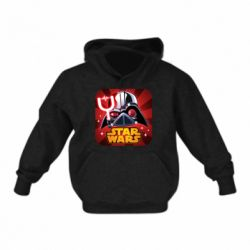 Дитяча толстовка Angry Birds Star Wars Logo - FatLine