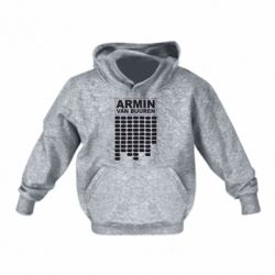 Детская толстовка Armin Van Buuren Trance