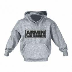 Детская толстовка на флисе Armin