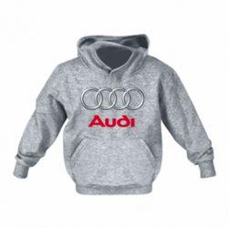 Дитяча толстовка Audi 3D Logo