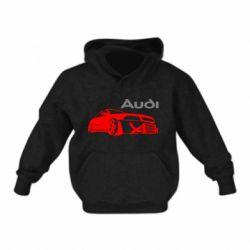 Дитяча толстовка Audi Turbo