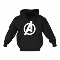 Дитяча толстовка Avengers logo