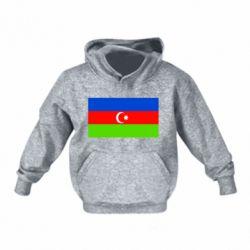 Детская толстовка Азербайджан