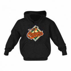Дитяча толстовка Baltimore Orioles