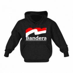 Детская толстовки Bandera - FatLine