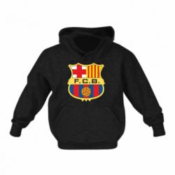 Дитяча толстовка Barcelona