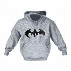 """Детская толстовка Batman """"3d Logo"""""""