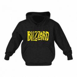 Дитяча толстовка Blizzard Logo