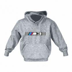 Детская толстовка BMW M3
