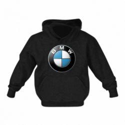 Детская толстовка BMW Small Logo