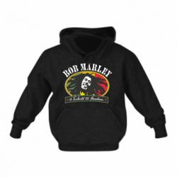 Дитяча толстовка Bob Marley A Tribute To Freedom