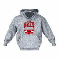 Дитяча толстовка Великий логотип Chicago Bulls
