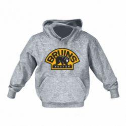 Детская толстовки Boston Bruins - FatLine