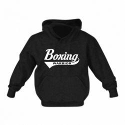 Дитяча толстовка Boxing Warrior