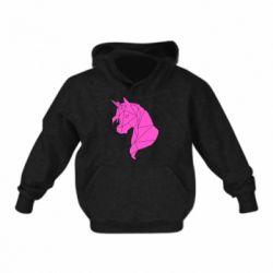 Дитяча толстовка Broken unicorn 1